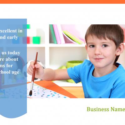 Child care business plan presentation