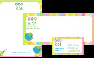 Child Care Print Marketing